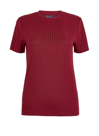 Marks & Spencer Tişört Bordo